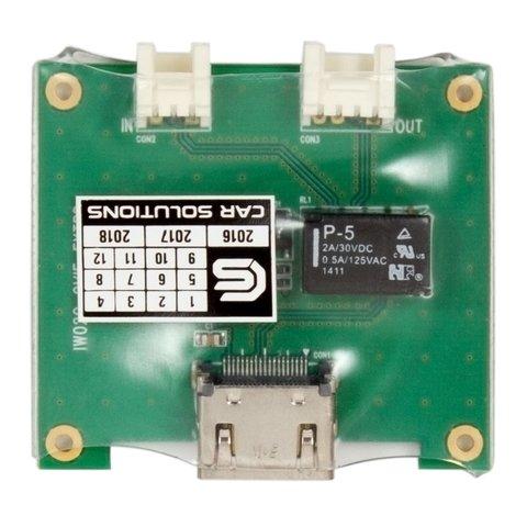 Видеоинтерфейс с HDMI для Buick, Chevrolet, Opel с функцией PAS Превью 9