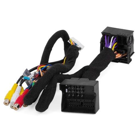 Адаптер с функцией CarPlay для подключения камер в BMW с системой CIC- HIGH(NBT) Превью 5