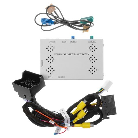 Front and Rear View Camera Connection Adapter for Mercedes-Benz with NTG5.5 System Preview 4