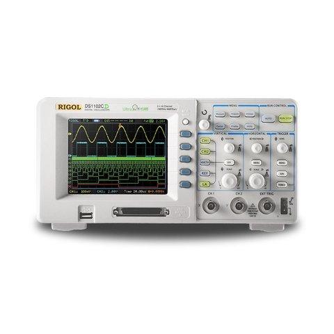Цифровий осцилограф RIGOL DS1022CD Прев'ю 1