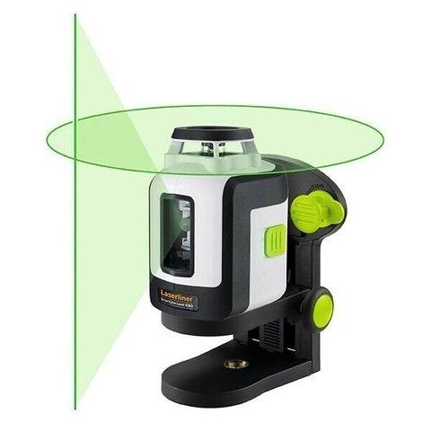 Лазерний рівень перехресний автоматичний Laserliner SmartLine-Laser G360 Прев'ю 1
