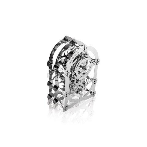 Металлический механический 3D-пазл Time4Machine Mysterious Timer Превью 4