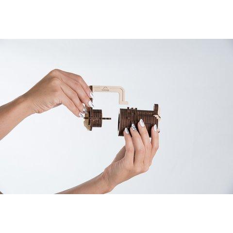 Механічний 3D-пазл UGEARS Кодовий замок