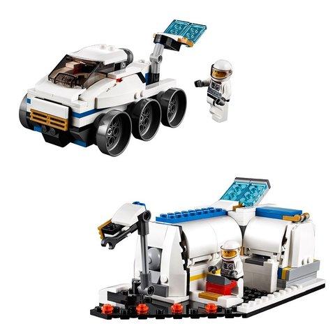 Конструктор LEGO Creator Космический исследовательский шаттл 31066 Превью 2