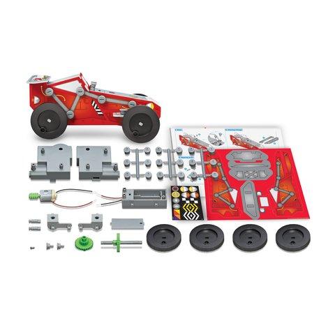 STEAM-набор 4М Моторизованная гоночная машинка - /*Photo|product*/