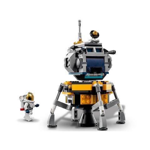 Конструктор LEGO Creator Пригоди на космічному шатлі 31117 Прев'ю 9