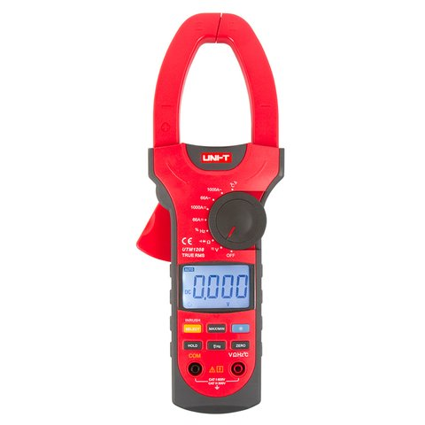 Digital Clamp Meter UNI-T UT208 Preview 1