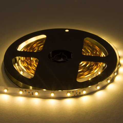 LED Strip SMD3528 (warm white, 300 LEDs, 12 VDC, 5 m, IP20) Preview 2