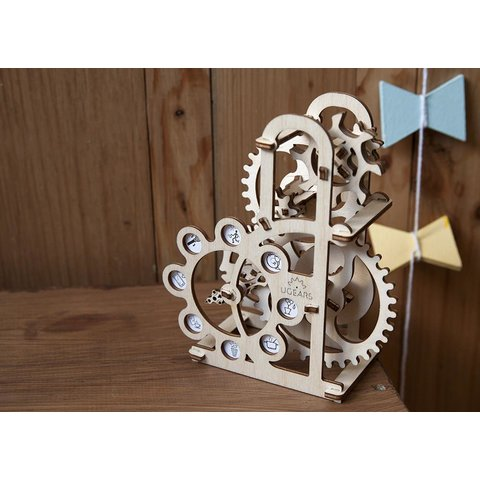 Mechanical 3D Puzzle UGEARS Dynamometer Preview 6
