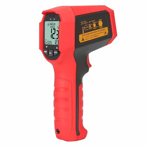 Infrared Thermometer UNI-T UT309A Preview 3