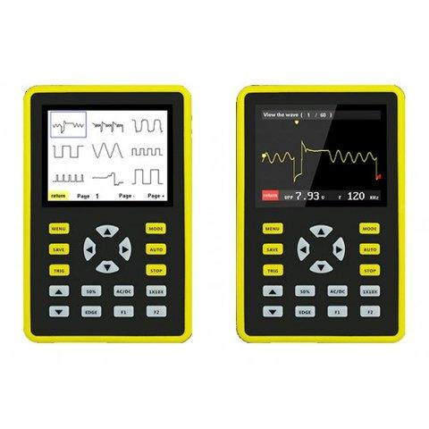 Digital Oscilloscope FNIRSI 5012H Preview 3